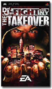 Def Jam Fight for NY: The Takeover per PlayStation Portable