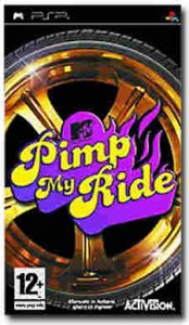 Pimp My Ride per PlayStation Portable