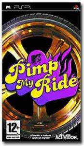 Pimp My Ride per PlayStation Portable