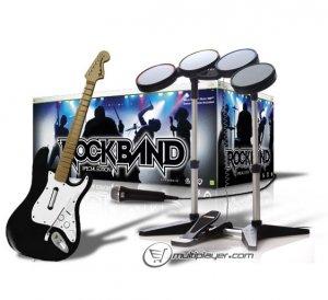 Rock Band per Xbox 360