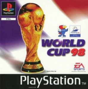World Cup 98 per PlayStation
