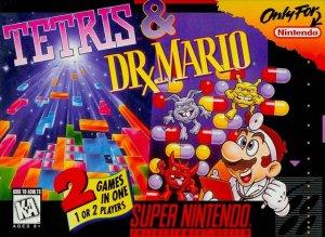 Tetris & Dr. Mario per Super Nintendo Entertainment System
