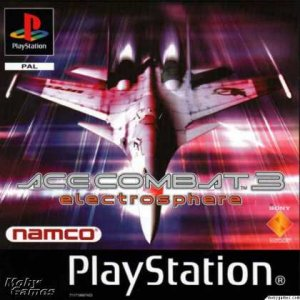 Ace Combat 3 per PlayStation