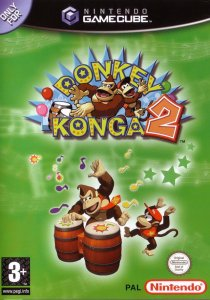 Donkey Konga 2: Hit Song Parade per GameCube