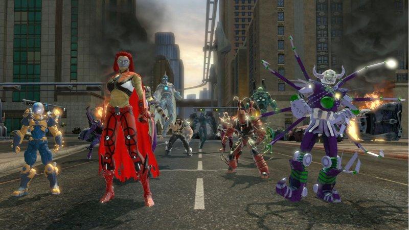 """DC Universe è il gioco """"fastest selling"""" per Sony Online"""