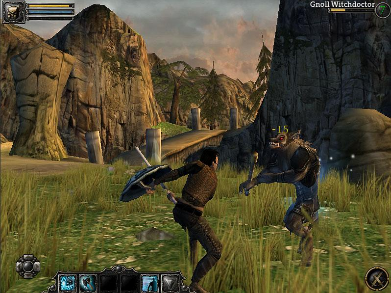 Aralon: Sword and Shadow HD disponibile anche su Google Play