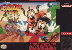 Goof Troop per Super Nintendo Entertainment System