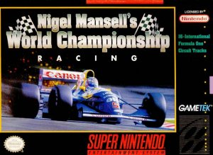 Nigel Mansell's World Championship per Super Nintendo Entertainment System