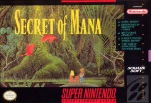 Secret of Mana per Super Nintendo Entertainment System