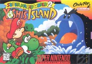 Super Mario World 2: Yoshi's Island per Super Nintendo Entertainment System