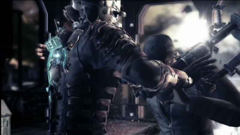 Una modalità cooperativa per Dead Space 3?