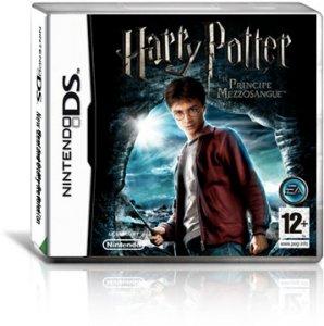 Harry Potter e il Principe Mezzosangue per Nintendo DS