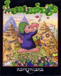 Lemmings per Amstrad CPC