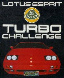 Lotus Esprit Turbo Challenge per Amstrad CPC