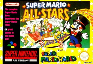 Super Mario All Stars & World per Super Nintendo Entertainment System