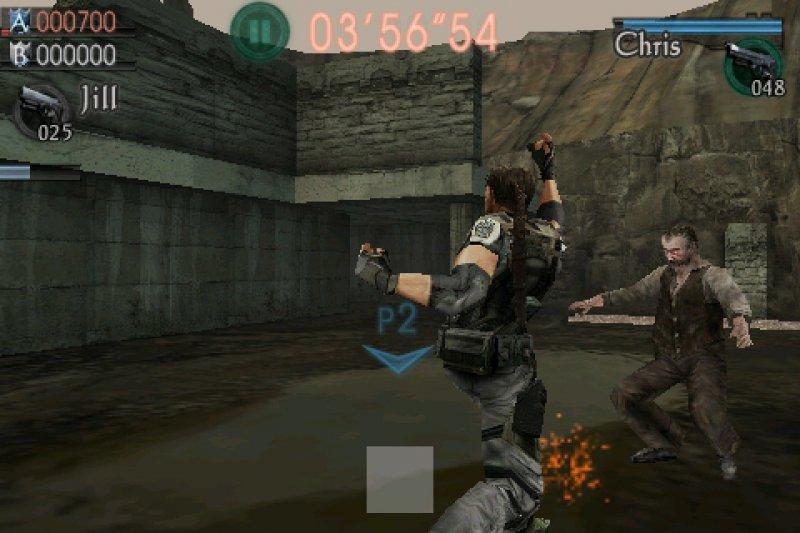 Video e immagini per Resident Evil Mercenaries Vs