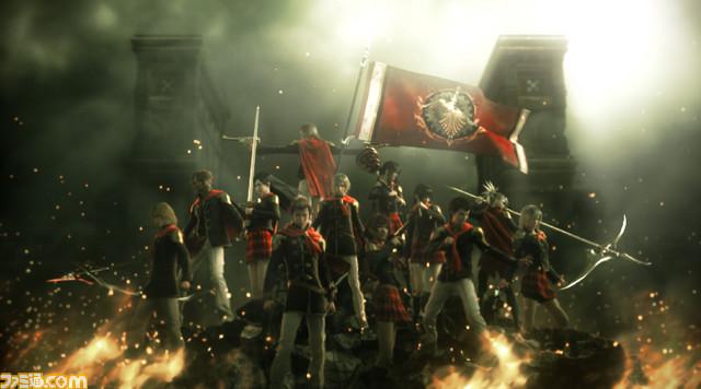 Final Fantasy Type-0: immagini e informazioni - aggiornata con video
