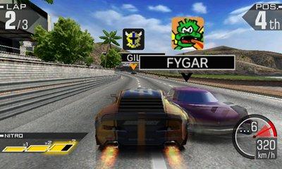 Ridge Racer 3D si adatta ai gusti degli americani