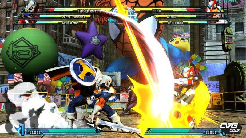 La Soluzione di Marvel vs Capcom 3: Fate of Two Worlds