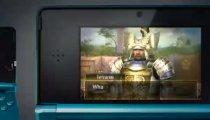 Samurai Warriors 3D - Trailer in gioco