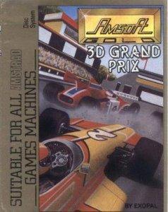 3D Grand Prix per Amstrad CPC