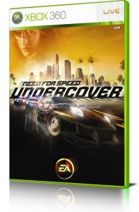 Need for Speed Undercover per Xbox 360