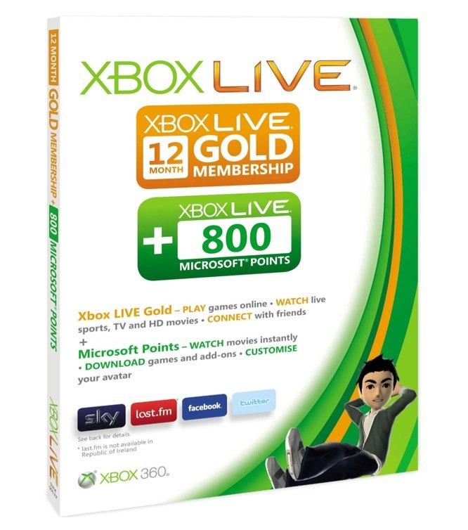 Nuovo pack per gli abbonati a Xbox Live
