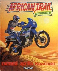 African Trail Simulator per Amstrad CPC
