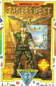 Into the Eagle's Nest per Amstrad CPC