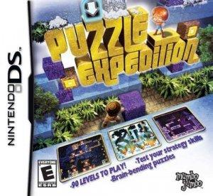 Puzzle Expedition per Nintendo DS