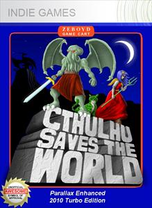 Cthulhu Saves the World per Xbox 360