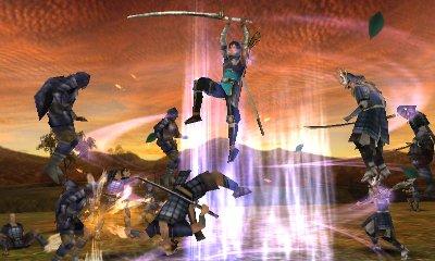 Samurai Warriors: Chronicles disponibile al lancio del 3DS?