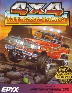 4x4 Off-Road Racing per Amstrad CPC