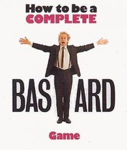 How to be a Complete Bastard per Amstrad CPC