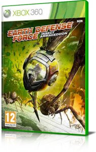 Earth Defense Force: Insect Armageddon per Xbox 360