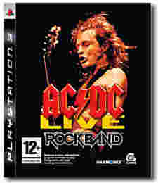 AC/DC Live: Rock Band Track Pack per PlayStation 3