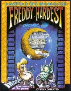 Freddy Hardest per Amstrad CPC