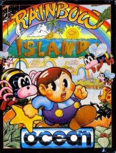 Rainbow Islands per Amstrad CPC