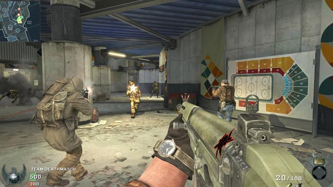 Problemi per il download di Black Ops: First Strike