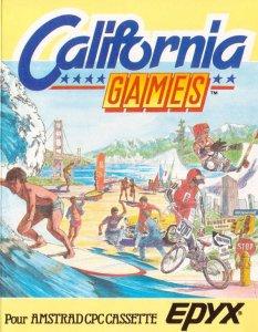 California Games per Amstrad CPC
