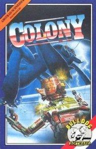 Colony per Amstrad CPC