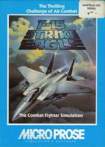 F-15 Strike Eagle per Amstrad CPC