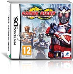 Kamen Rider: Dragon Knight per Nintendo DS