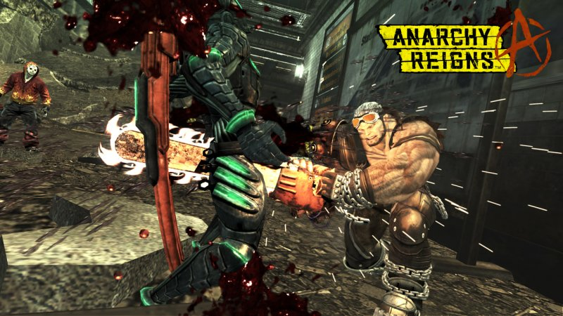 Max Anarchy diventa Anarchy Reigns