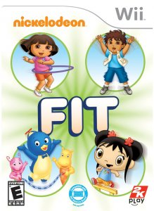 Nickelodeon Fit per Nintendo Wii
