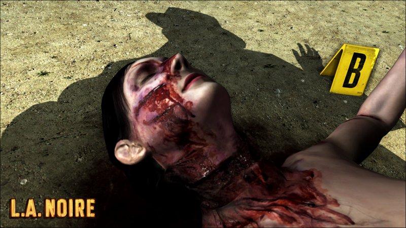 Immagini e sito ufficiale per L.A. Noire