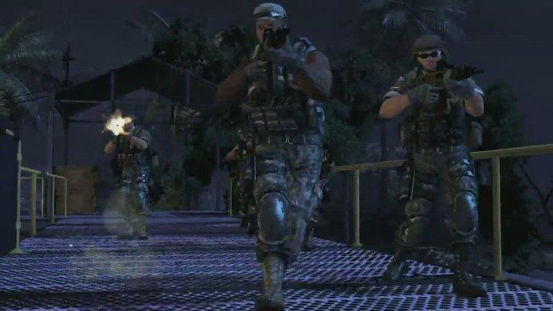 Uno sguardo alla modalità multiplayer di SOCOM 4
