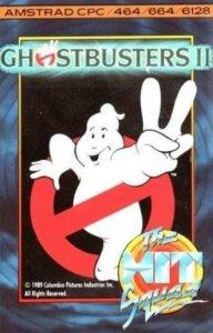Ghostbusters II per Amstrad CPC