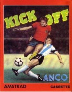 Kick Off per Amstrad CPC