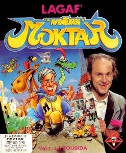Lagaf: Les Aventures de Moktar - Vol 1: La Zoubida per Amstrad CPC